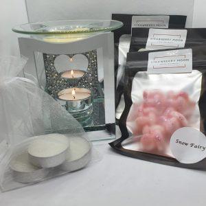 Wax Burner Gift Sets
